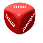 Risks, Issues and Assumptions: on my way to work