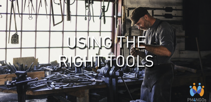 Using the 'right' tool for the job – That is Facilitation