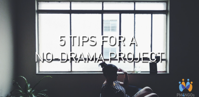 No-Drama Project Management: Is it possible?