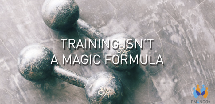 "Training is not the ""Magic"" Formula but the Line Manager Is"
