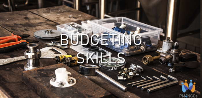 Why adding budgeting skills to your project toolkit is important