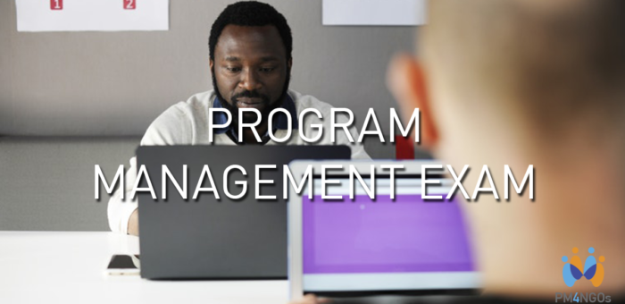 Exam for Program Management for Non-Government Organisations Certification now available