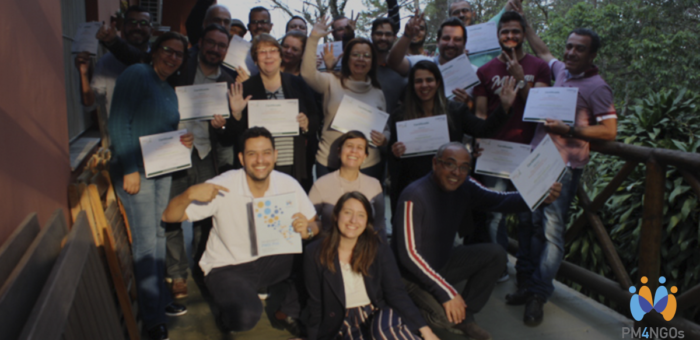 ChildFund Brazil PMO Team in Brazil Empowers Aldeias Infantis in Project Management