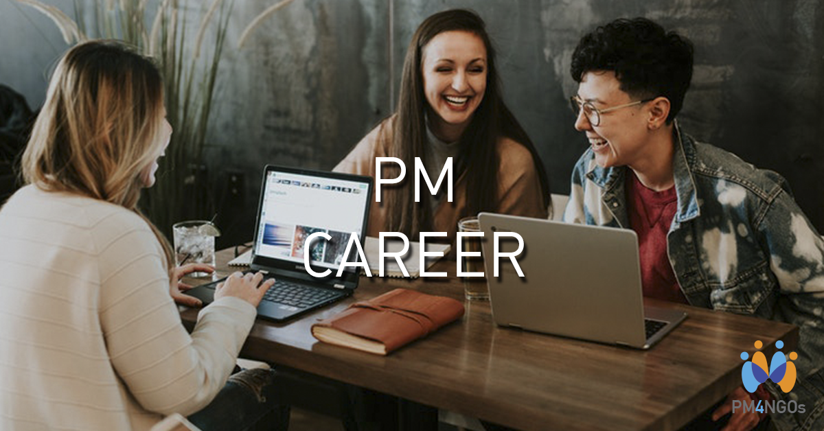 Image illustrating the Project Management Career as a first choice