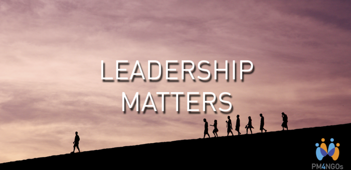 Leadership Matters: Building the conditions for sustainable organizational learning and impact