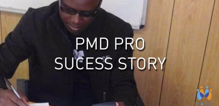 PMD Pro Success Story: Malvern Marks