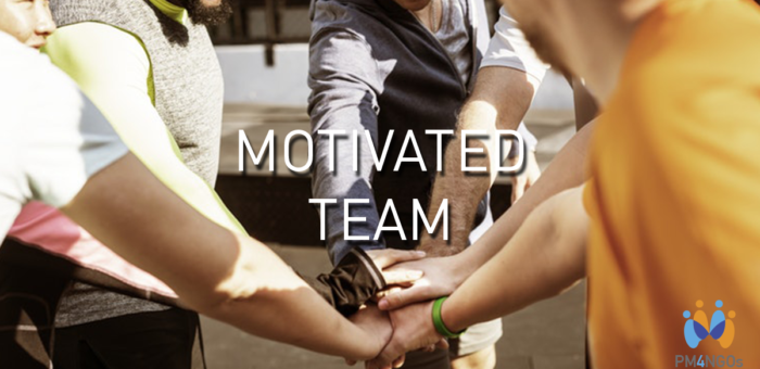 6 tips for keeping your team motivated