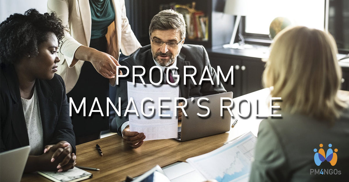 Program Manager's Role