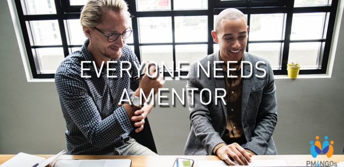 Webinar: Everyone needs a Mentor!