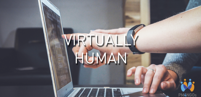 Virtually Human: Creating Team Cohesion Without Being Together​
