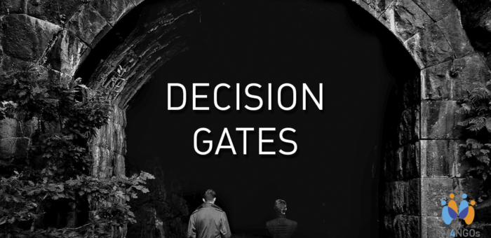 Long live the Decision Gates